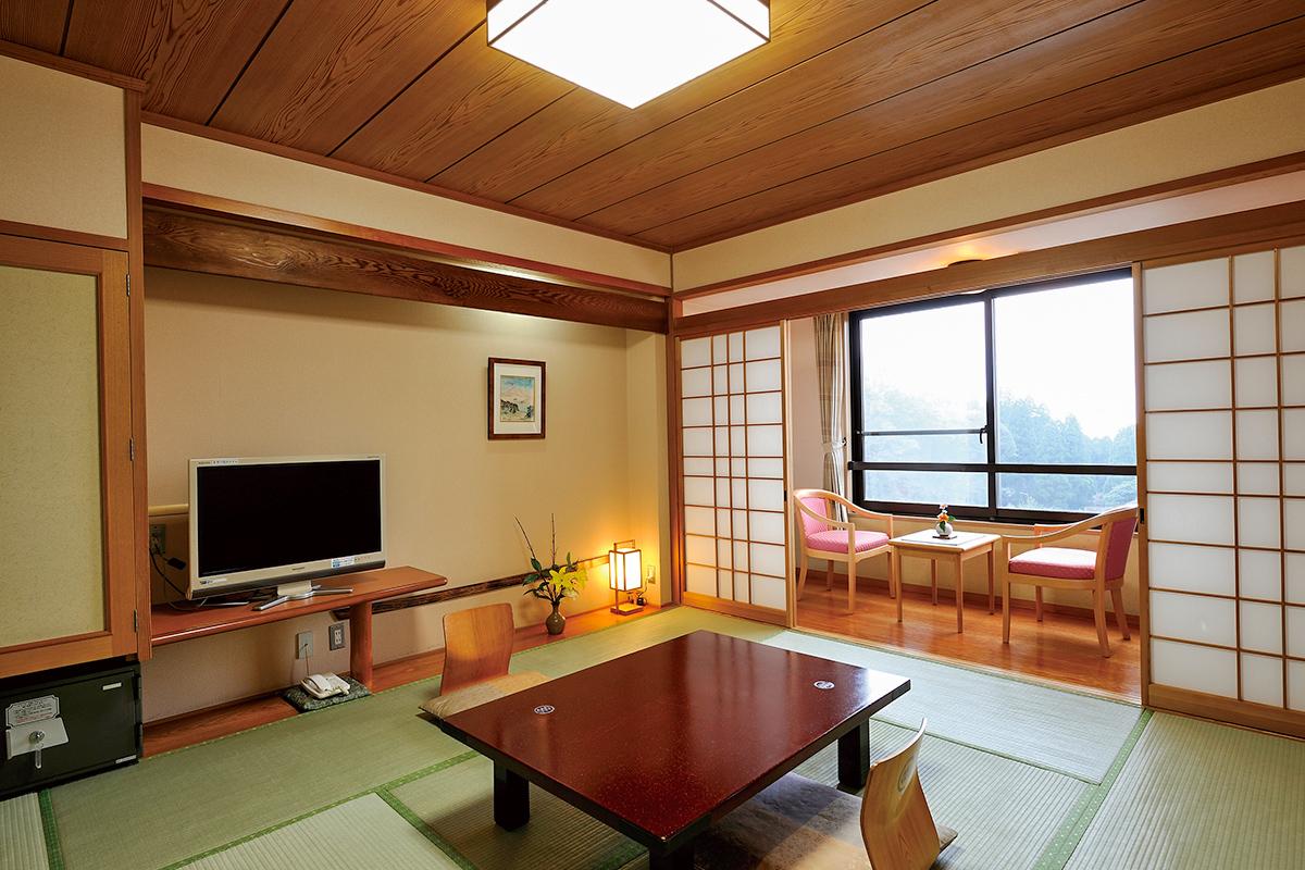 霧島ホテル東館客室イメージ