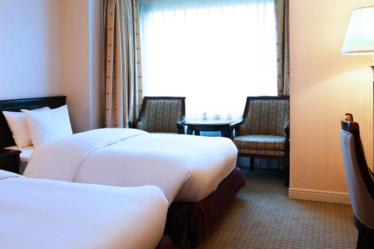 城山ホテル鹿児島客室イメージ